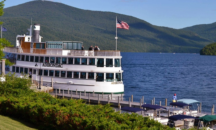 Lake George Shoreline Cruises - Lake George: Two-Hour Sightseeing Cruise for Two or Four from Lake George Shoreline Cruises (Up to 53% Off)