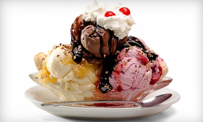 Leatherby's Family Creamery - Multiple Locations: $8 for $16 Worth of Sandwiches and Sundaes at Leatherby's Family Creamery