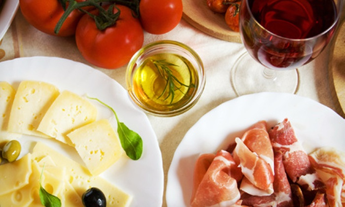 Cafe Amici - Sarasota: $15 for $30 Worth of Italian Cuisine and Drinks at Cafe Amici