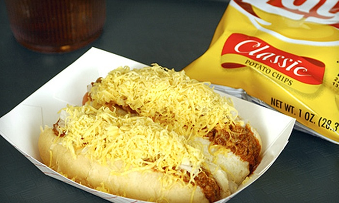 Top Dog Classic Coneys - Norman: $6.50 for $10 Worth of Hot Dogs at Top Dog Classic Coneys