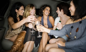 Compass Chauffeurs, Inc.: Five Hours of Limo Rental from Compass Chauffeurs, Inc. (30% Off)