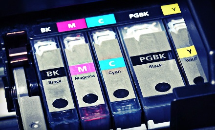 Printer Ink and Toner Cartridges from 123TonerAndInk.ca (Up to 56% Off)