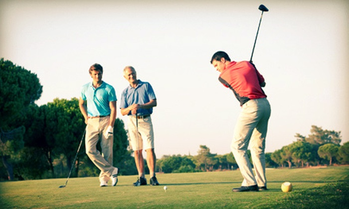Brockport Golf Club - Murray: 18 Holes of Golf for Two or Four Including Cart Rental at Brockport Golf Club (Up to 50% Off)