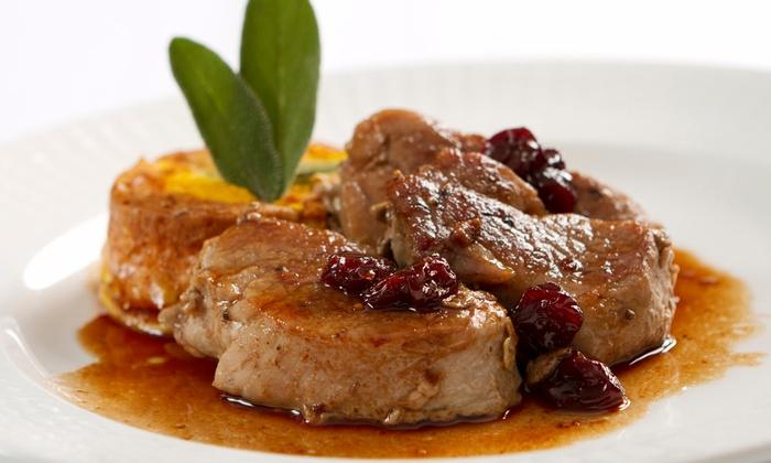 Essence - Essence: 4-Gänge-Menü mit Pfannenmedaillons für Zwei, Vier oder Sechs im Restaurant Essence (bis zu 43% sparen*)
