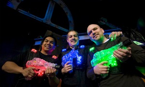 Laser Tag At Extreme Laser Tag Myrtle Beach (50% Off). Three Options Available.