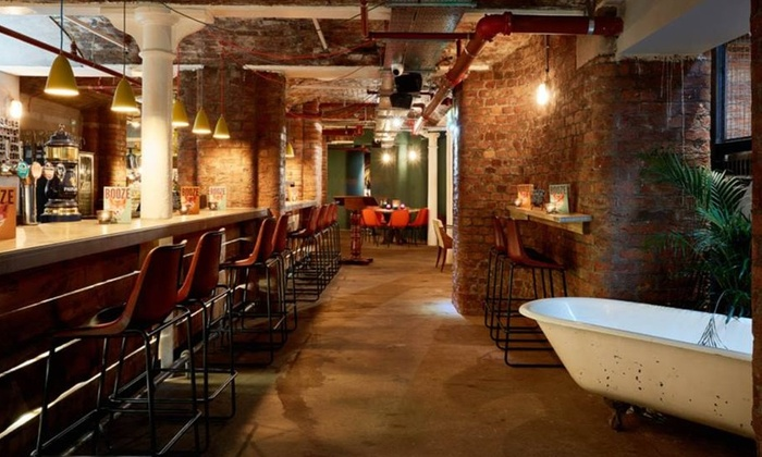 30 Toward Food And Drinks Yard Coop Liverpool Groupon