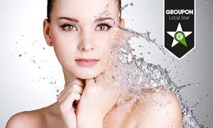 "Aqua Medical Spa: Gesichtsbehandlung ""AQUA 45"", opt. mit Sugaring oder Wimpern- und Brauen-Treatment im Aqua Medical Spa ab 24,90 €"