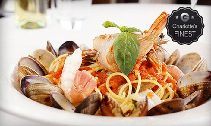 Dolce Ristorante - Dilworth: $25 for $50 Worth of Italian Dinner Cuisine at Dolce Ristorante