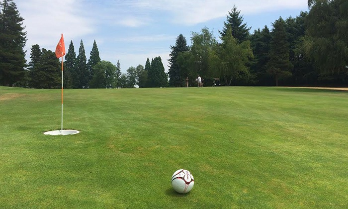Forest Hills Golf Course - Chehalem Mountains: 18-Hole Round of Footgolf for Two or Four at Forest Hills Golf Course (Up to 41% Off)