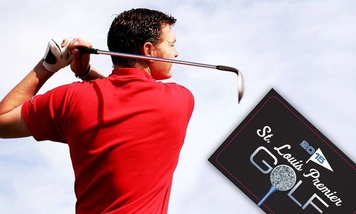 St. Louis Premier Golf: $29 for Golf Pass with Access to Governor's Run Plus 19 Other Premier Golf Courses ($89 Value)