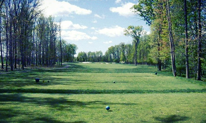 Hyatt Hills Golf Complex - Clark: 9- or 18-Hole Round of Golf for Two or Four at Hyatt Hills Golf Complex (Up to 59% Off)