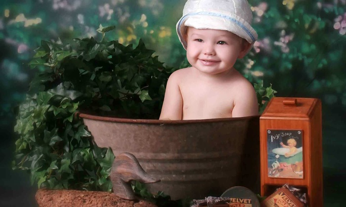 Serrano Studios - St. Augustine: 30-Minute Studio Photo Shoot with Photo-Review Session and Retouched Images from Serrano Studios (75% Off)