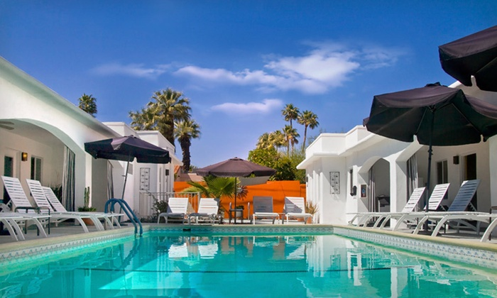 POSH Palm Springs - Uptown Palm Springs: Two-Night Stay for Two at Posh Palm Springs in Palm Springs, CA