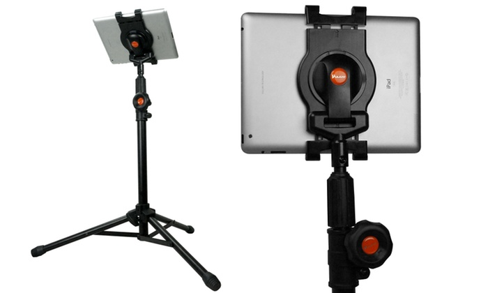 Vulcan Tablet GyroPod Pro Tripod: Vulcan Tablet GyroPod Pro Universal Tripod for 7 In. to 10 In. Tablets