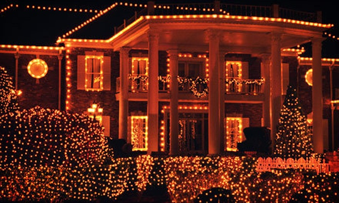 I'm Your Guy Handyman - Eastland: Holiday-Lighting Installation and Removal for a One- or Two-Story Home from I'm Your Guy Handyman (Up to 64% Off)