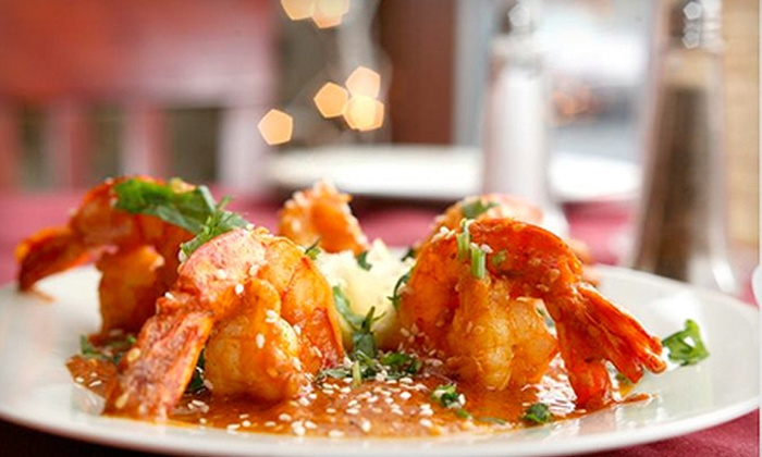 Laxmi's Indian Grille - Manayunk: $15 Worth of Indian Food