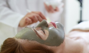Lux Spa & Wellness: Facial, Body Wrap, or Both at Lux Spa & Wellness (Up to 58% Off)