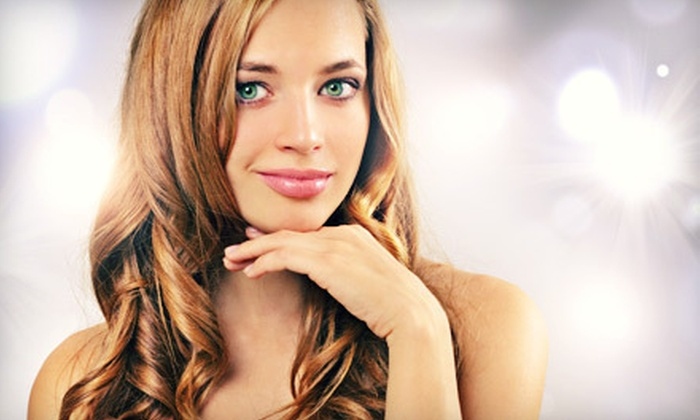 That Look Hair Gallery - Bowie: Shampoo, Haircut, and Blow-Dry with Option of All-Over Color at That Look Hair Gallery in Bowie (Up to 55% Off)