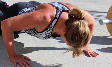 Four Weeks of Unlimited CrossFit Classes at CrossFit ADL (65% Off)
