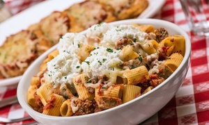 Buca di Beppo: $45 for One Gift Card for Family-Style Italian Dining at Buca di Beppo ($50 Value)
