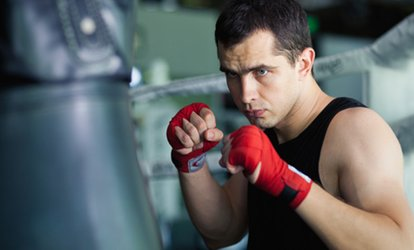 image for $51 for One Month of MMA, Kickboxing, BJJ or All-Access Classes ($300 Value)
