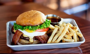Beardslee Public House & Craft Brewery: $23 for $30 Worth of Upscale, From-Scratch Pub Food and Drinks at Beardslee Public House & Craft Brewery