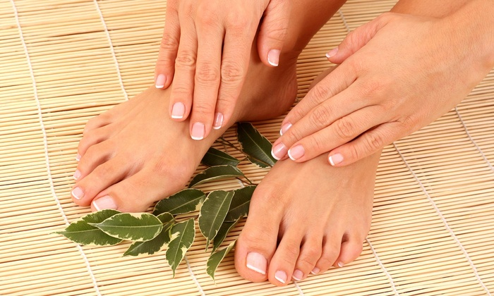 Perfect Peaches - Perfect Peaches: Up to 55% Off Mani-Pedis & No-Chip Manicures at Perfect Peaches