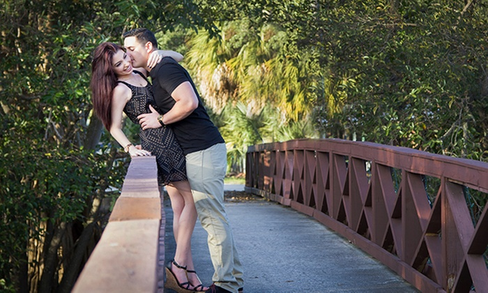 Mariani Photography - Fort Lauderdale: 60-Minute Engagement Photo Shoot from Mariani Photography (80% Off)