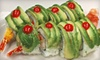 Bikkuri Sushi - Colonialtown North: Sushi Dinner for Two or Four with Appetizer at Bikkuri Sushi (Up to 55% Off)