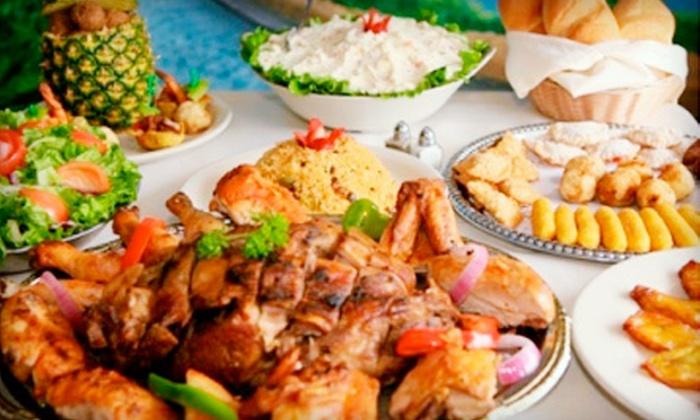 La Marginal - Northeast San Antonio: Puerto Rican Cuisine for Dinner at La Marginal (Half Off). Four Options Available.