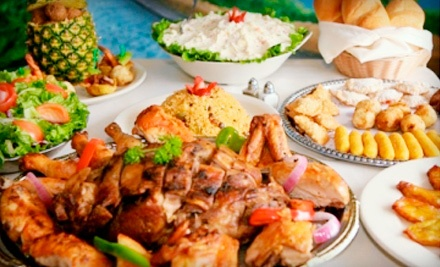 Puerto Rican Cuisine for Dinner at La Marginal (Half Off). Four Options Available.