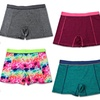 Women's Activewear Shorts (6-Pack)