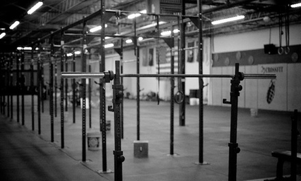 Four Weeks of Unlimited CrossFit Classes at J5 CrossFit (65% Off)