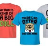 Toddler Father's Day Gifts Tees
