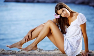 Sunrise Salon: $40 for Two Custom Airbrush Tans at Sunrise Salon ($80 Value)