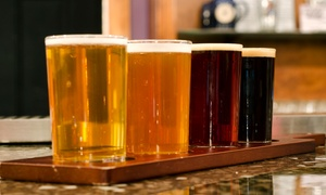 Catawba Island Brewing Company: Craft Beer Package and Tour for Two or Four at Catawba Island Brewing Company (Up to 50% Off)