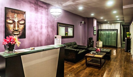 $45 for a 60-Minute Signature Massage at Nirvana Wellness NYC ($85 Value)