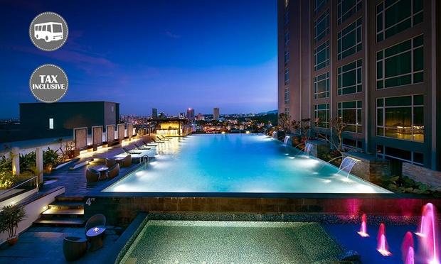 Malacca: Feb 14 Hatten Hotel Stay 0