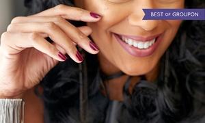 Organic Element Spa NY: Shellac Manicure or Mani-Pedi at Organic Element Spa NY (Up to 42% Off)