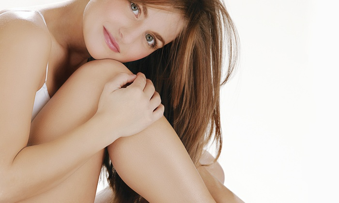 Azure Dream Day Spa - Arlington: $220 for Five Laser Hair-Removal Treatments at Azure Dream Day Spa ($840 Value)