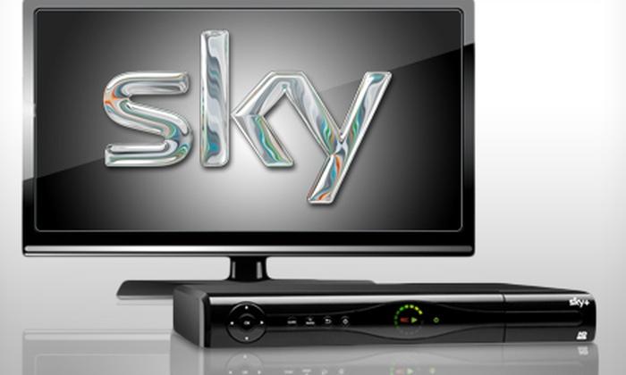 EP EURO POOL: 12-Monats-Abo Sky Welt inkl. 3 Premium-Paketen, Sky+ HD-Festplattenreceiver und Sky Anytime um monatlich 34,90 €*