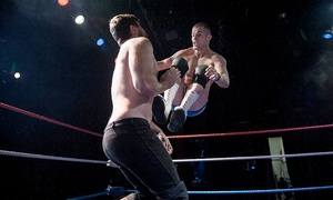 LDN WRESTLING: LDN Wrestling Event: Ticket for One, Two or a Family, Choice of Date and Location (Up to 45% Off)