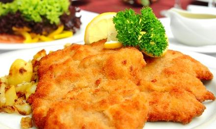 3-Gänge-Schnitzel-Menü für Zwei oder Vier in der Gastronomie St. Elisabeth ab 29,90 € (44% sparen*)