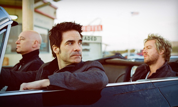Train with Special Guests The Script & Gavin DeGraw - Irvine: Train with Special Guests The Script and Gavin DeGraw at Verizon Wireless Amphitheatre Irvine on Friday, August 9
