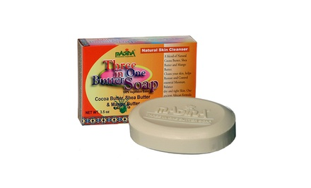 Madina 3-in-1 Natural Soap (6-Pack)