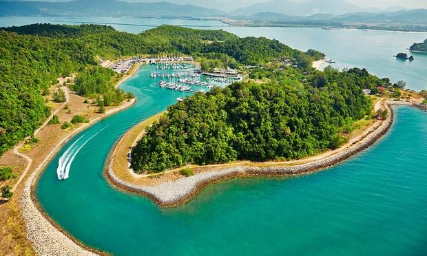 Langkawi: 5* Private Island Resort 0