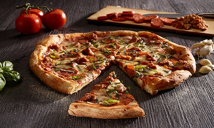 $22 for Two Groupons, Each Good for $20 Worth of Food at NYPD Pizza ($40 Total Value)