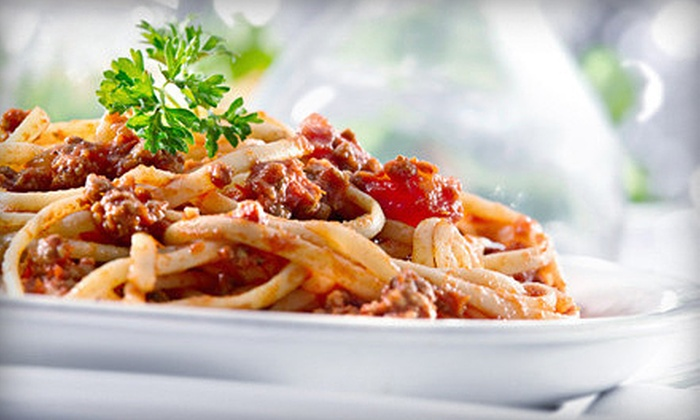 Fino Villa Cucina Italiano - Collierville: Catered Italian Cuisine from Fino Villa Cucina Italiano (Half Off). Two Options Available.