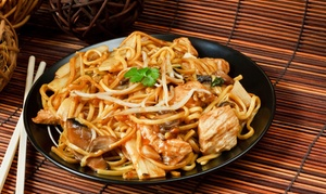 Taste of China: Chinese Food at Taste of China (50% Off). Two Options Available.