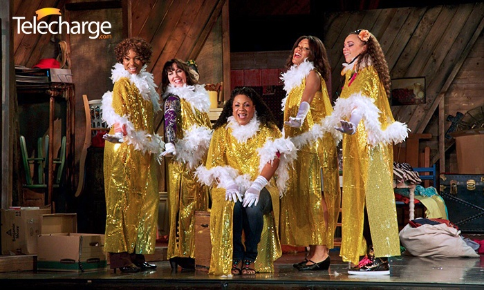 """Sistas: The Musical"" - St. Lukes Theatre: ""Sistas: The Musical"" at St. Luke's Theatre (Up to 54% Off). 12 Showtimes Available, July 26-August 31."